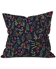 Deny Designs Iveta Abolina Margaux Throw Pillow