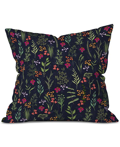 Deny Designs Iveta Abolina Margaux Throw Pillow