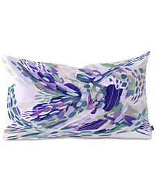 Deny Designs Laura Fedorowicz Daydreams Not Fears Oblong Throw Pillow