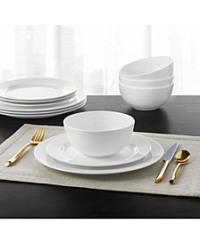 Hotel Collection New Round 12-Pc. Dinnerware Set, Service for 4, Created for Macy's