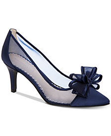 Charter Club Niia Pointed-Toe Pumps, Created for Macy's