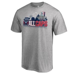 Men's Washington Capitals Stanley Cup Champs Parade T-Shirt