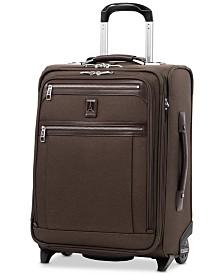 Travelpro Platinum Elite International Expandable Carry-On Rollaboard Suitcase