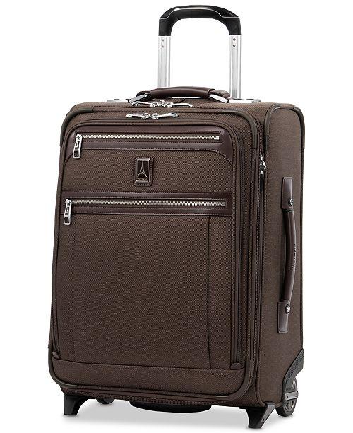 Travelpro Platinum Elite 2-Wheel International Softside Carry-On