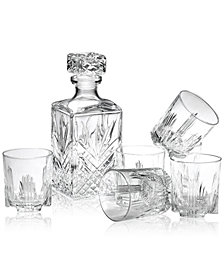 Bormioli Rocco Selecta 7-pc. Whiskey Set