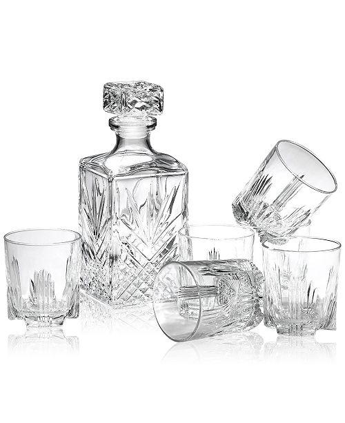 Bormioli Rocco Selecta 7-pc. Whiskey Set