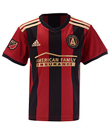 adidas Atlanta United FC Primary Replica Jersey, Little Boys (4-7)