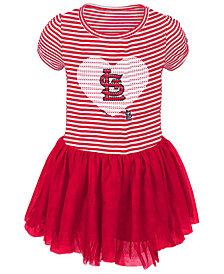 Outerstuff St. Louis Cardinals Celebration Tutu Dress, Infant Girls (12-24 Months)