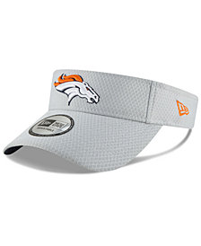 New Era Denver Broncos Training Visor