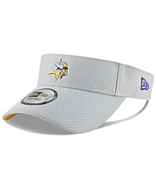 New Era Minnesota Vikings Training Visor