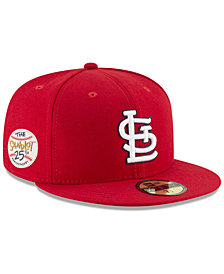 New Era St. Louis Cardinals Sandlot Patch 59Fifty Fitted Cap