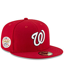 New Era Washington Nationals Sandlot Patch 59Fifty Fitted Cap