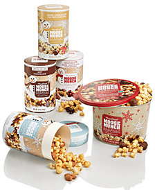 Harry & David's Moose Munch Gourmet Popcorn Holiday Collection