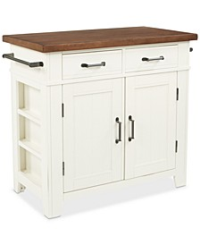Tutsie Kitchen Island, Quick Ship