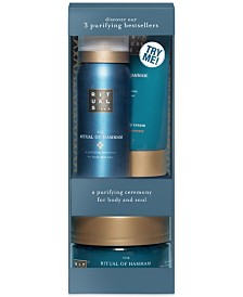 RITUALS 3-Pc. Hammam Try Me Gift Set