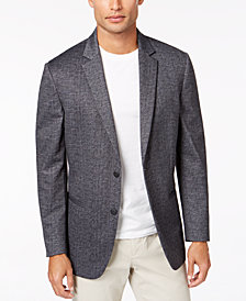 Alfani Men's Knit Bomber Jacket, Created for Macy's