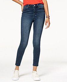 Celebrity Pink Juniors' High Rise Skinny Jeans
