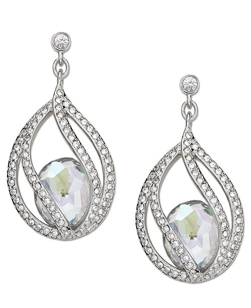 Swarovski Earrings Megan Pierced 3 Reviews Main Image