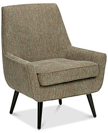 Barre Accent Chair, Quick Ship