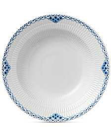 Royal Copenhagen Princess Rim Soup Bowl