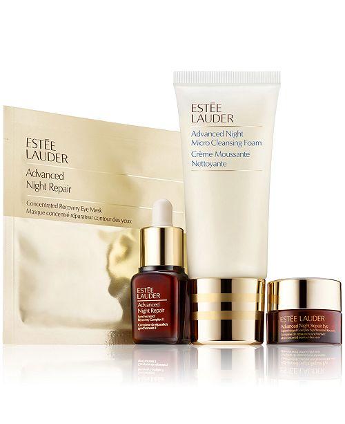 Estee Lauder 4-Pc. Wake Up To Radiant, Youthful-Looking Skin Set