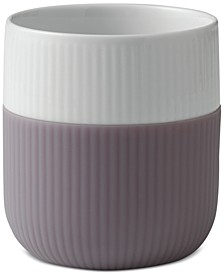 Heather Fluted Contrast Mug