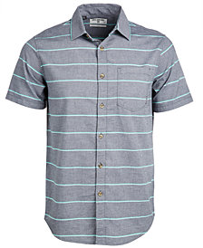 Billabong Men's Breakers Stripe Pocket Shirt