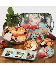Certified International Paradise Dinnerware Collection