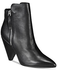 Kenneth Cole New York Women's Galway Zip Booties
