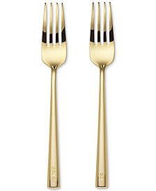 "kate spade new york ""I Do, Me Too"" Fork Set"