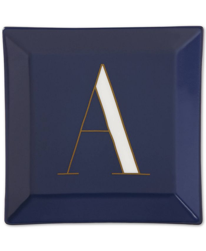 Kate Spade - It's Personal Initial Dish A