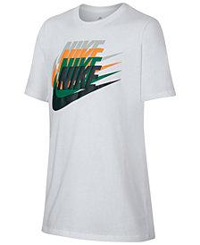 Nike Big Boys Graphic-Print Cotton T-Shirt
