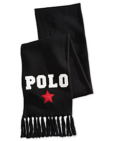 Polo Ralph Lauren Men's Varsity Scarf