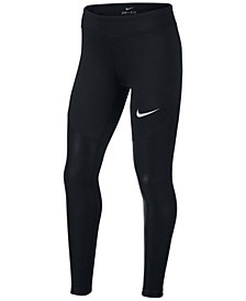 Nike Big Girls Dry Core Texture Training Tights