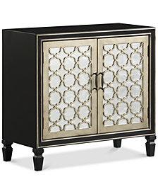 Mitchum Two-Door Cabinet, Quick Ship