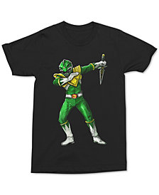 Men's Power Rangers Graphic T-Shirt