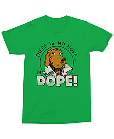 Changes Men's McGruff Graphic T-Shirt