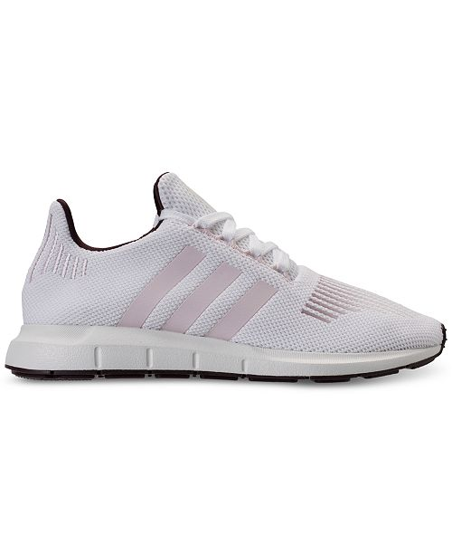 facb92d84513 adidas Women s Swift Run Casual Sneakers from Finish Line   Reviews ...