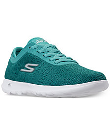 Skechers Women's GOwalk Lite - Savvy Walking Sneakers from Finish Line