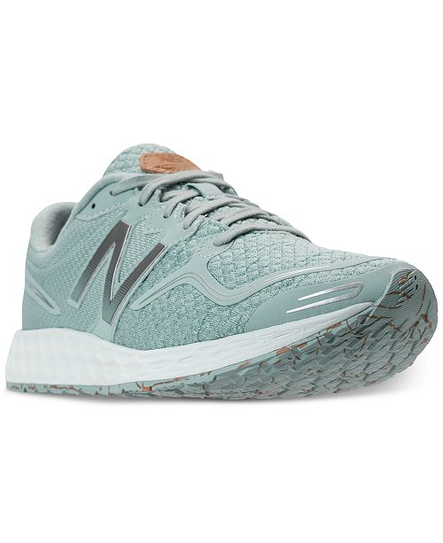 15333e7360032 ... New Balance Women's Fresh Foam VENIZ Wide Width Running Sneakers from  Finish ...
