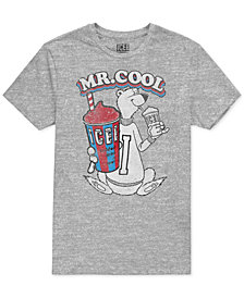 New World Men's Icee Mr. Cool Graphic T-Shirt