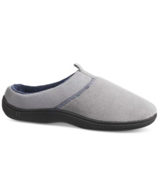 Isotoner Men's Jared Memory Foam Slippers