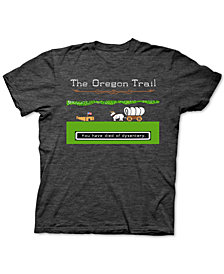 New World Men's Oregon Trail Graphic T-Shirt
