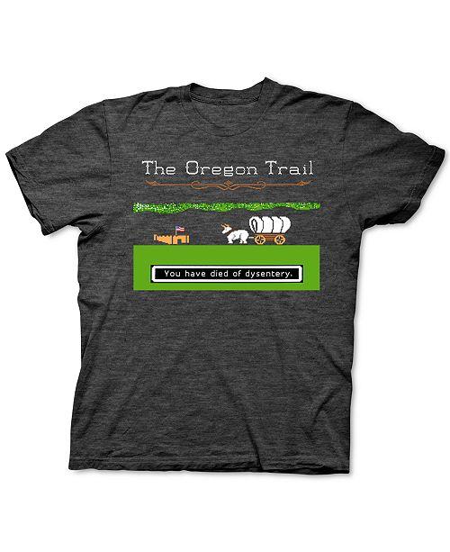 New World Men's Oregon Trail Graphic T-Shirt