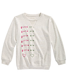 Awake Big Girls Sweatshirt