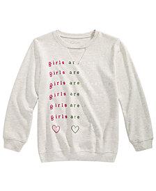 Awake Big Girls Sweatshirt