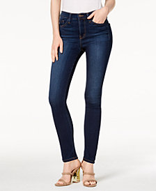 Flying Monkey High-Rise Skinny Jeans