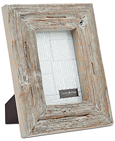 "Philip Whitney 4"" x 6"" Gray Barn Picture Frame"