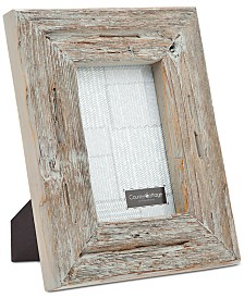 "Godinger Philip Whitney 4"" x 6"" Gray Barn Picture Frame"
