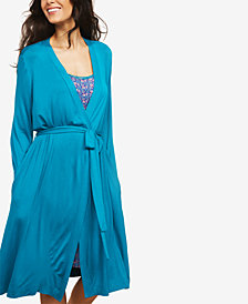 Bump In The Night Nursing Belted Robe